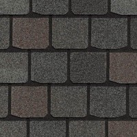 Гибкая черепица CertainTeed Highland Stlate New England Slate (руб/м2)
