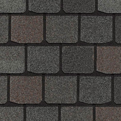 Гибкая черепица CertainTeed Highland Stlate New England Slate (руб/м2) в Жуковском